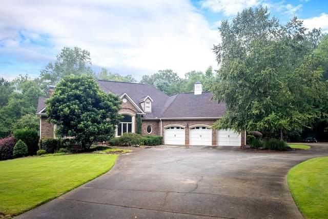 3045 The Springs Drive, Monroe, GA 30656 (MLS #6788299) :: The Heyl Group at Keller Williams