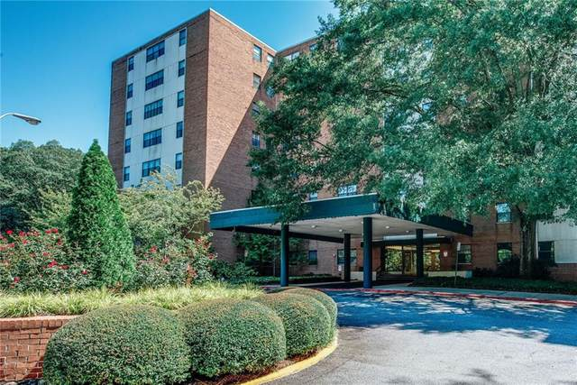 2965 Pharr Court #206, Atlanta, GA 30305 (MLS #6788305) :: Lucido Global