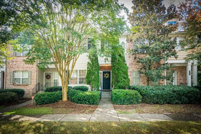 861 Society Court, Woodstock, GA 30188 (MLS #6788328) :: The Hinsons - Mike Hinson & Harriet Hinson