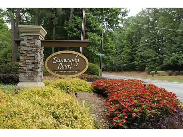 805 Dunbar Drive, Dunwoody, GA 30338 (MLS #6788340) :: Kennesaw Life Real Estate