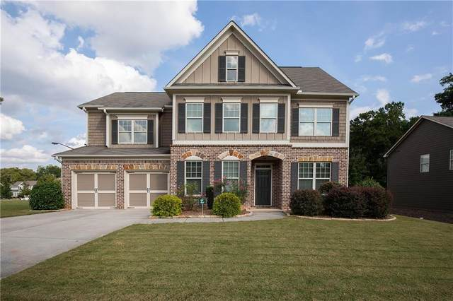 1020 Fords Crossing, Acworth, GA 30101 (MLS #6788411) :: Kennesaw Life Real Estate