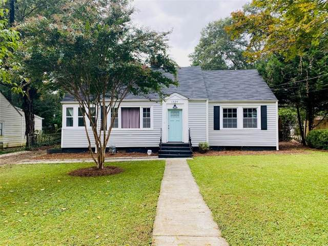 1539 Athens Avenue SW, Atlanta, GA 30310 (MLS #6788443) :: The Cowan Connection Team