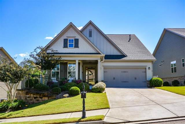 420 Windy Ridge Way, Canton, GA 30114 (MLS #6788470) :: The Butler/Swayne Team