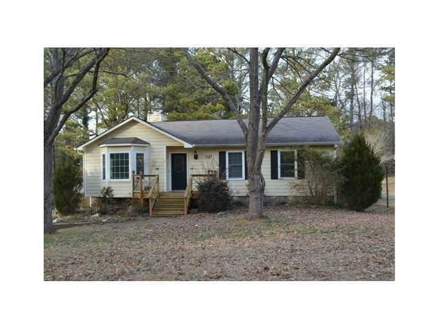 1187 Broward Drive NE, Marietta, GA 30066 (MLS #6788500) :: Kennesaw Life Real Estate