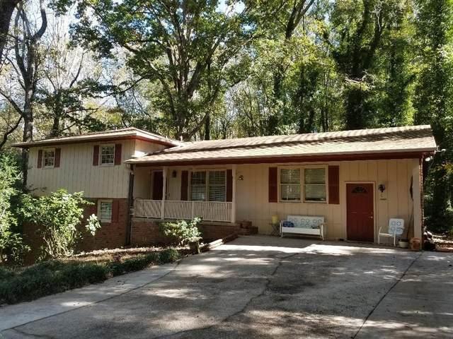 365 Crestwood Drive, Athens, GA 30605 (MLS #6788543) :: North Atlanta Home Team