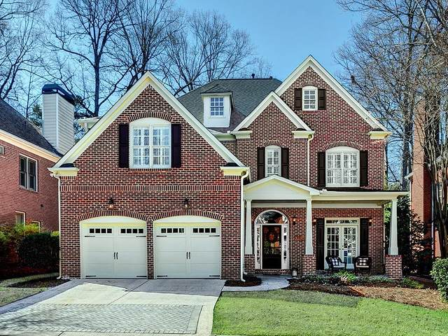 3230 Windsor Lake Drive NE, Brookhaven, GA 30319 (MLS #6788548) :: The Residence Experts