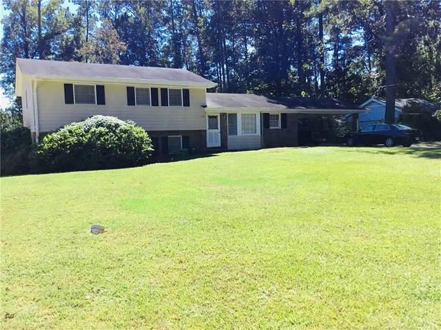 1337 W Nancy Creek Drive NE, Brookhaven, GA 30319 (MLS #6788564) :: Thomas Ramon Realty