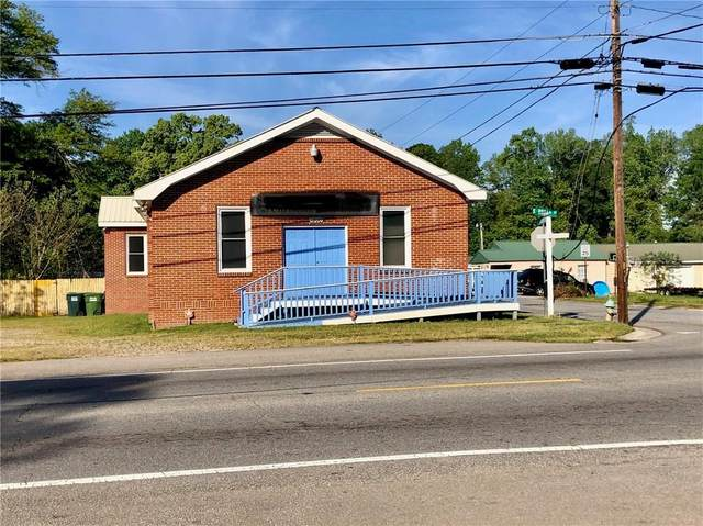 1200 S Broad Street, Monroe, GA 30655 (MLS #6788576) :: Thomas Ramon Realty