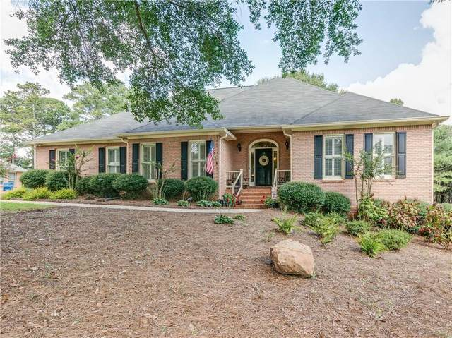 1020 E Lakehaven Way, Mcdonough, GA 30253 (MLS #6788587) :: Thomas Ramon Realty