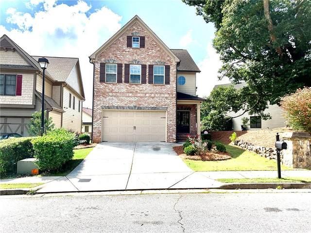 2570 Village Chase Drive, Duluth, GA 30096 (MLS #6788609) :: North Atlanta Home Team