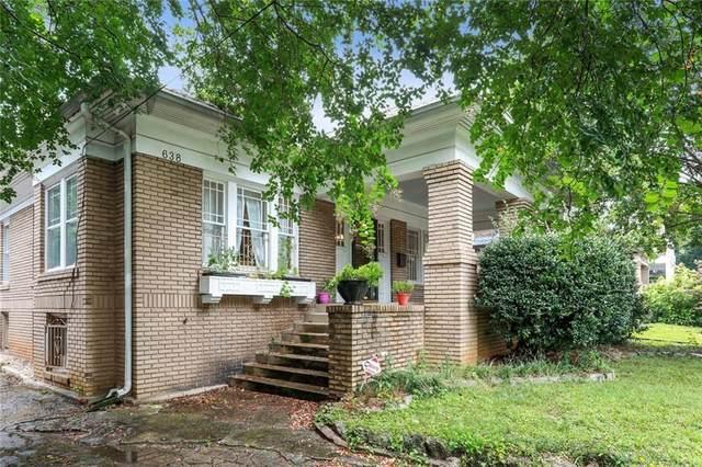 638 Moreland Avenue NE, Atlanta, GA 30307 (MLS #6788650) :: The Residence Experts