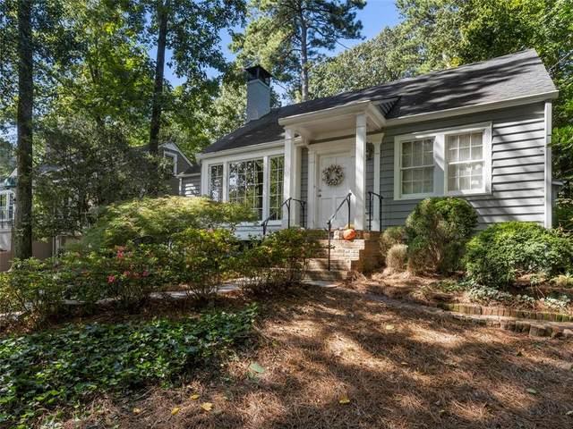 2060 Cottage Lane NW, Atlanta, GA 30318 (MLS #6789728) :: Tonda Booker Real Estate Sales