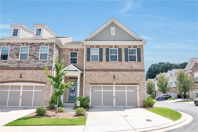 1231 Tigerwood Bend SE #6, Marietta, GA 30067 (MLS #6789741) :: Kennesaw Life Real Estate