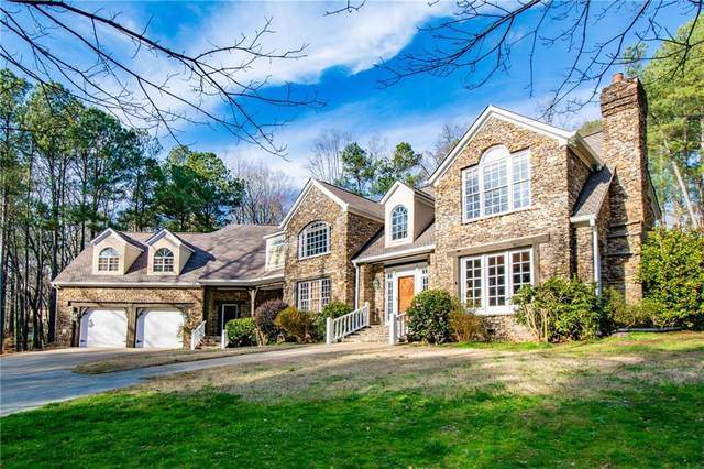 355 Clark Creek Pass, Acworth, GA 30102 (MLS #6789748) :: Kennesaw Life Real Estate