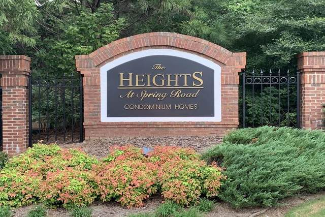 202 Spring Heights Lane, Smyrna, GA 30080 (MLS #6789762) :: Kennesaw Life Real Estate
