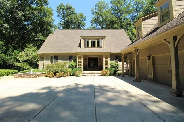912 Madison Grove Lane NW, Marietta, GA 30064 (MLS #6789768) :: Tonda Booker Real Estate Sales