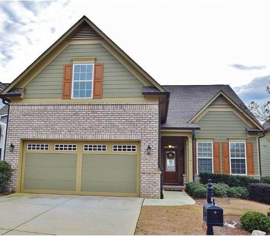 3631 Majestic Oak Drive SW, Gainesville, GA 30504 (MLS #6789770) :: Keller Williams