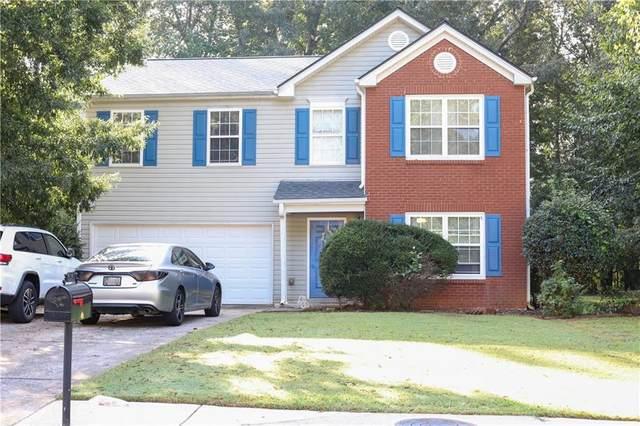 5257 Miranda Way, Powder Springs, GA 30127 (MLS #6789775) :: Kennesaw Life Real Estate