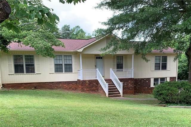 2441 Hidden Hills Drive, Marietta, GA 30066 (MLS #6789795) :: Kennesaw Life Real Estate