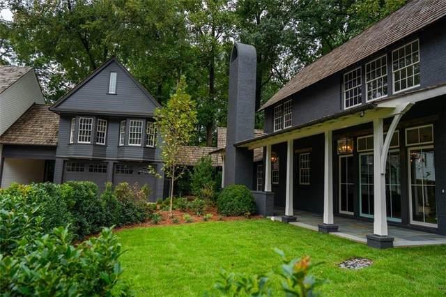 1781 Croften Drive NE, Atlanta, GA 30324 (MLS #6789797) :: The Hinsons - Mike Hinson & Harriet Hinson