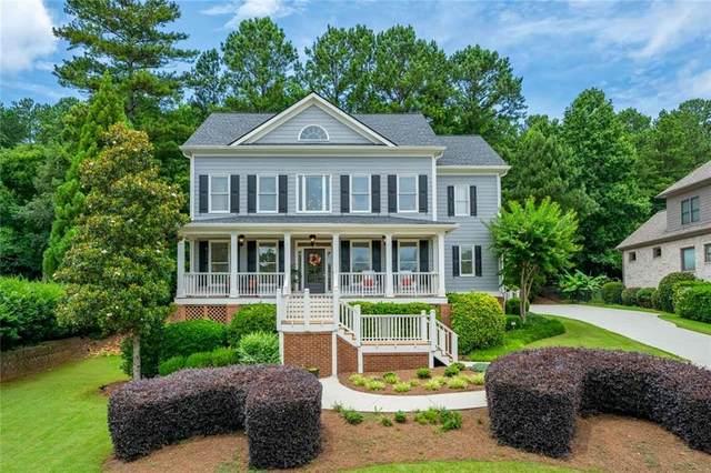 3282 Heathchase Lane, Suwanee, GA 30024 (MLS #6789800) :: Tonda Booker Real Estate Sales