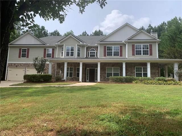88 Buck Trail, Dallas, GA 30132 (MLS #6789811) :: Kennesaw Life Real Estate