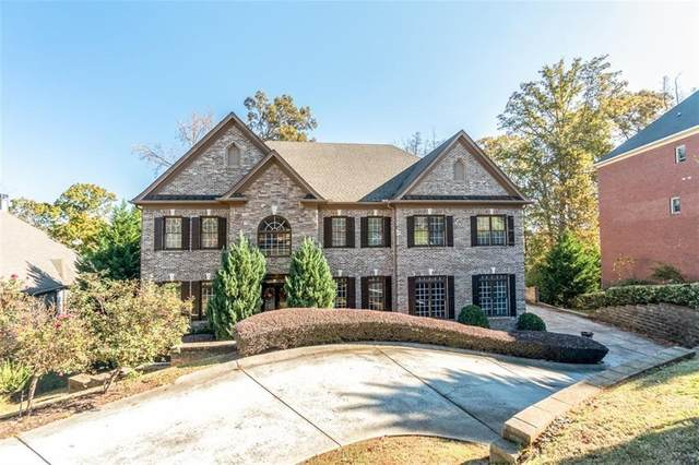8570 Marion Drive, Duluth, GA 30097 (MLS #6789838) :: North Atlanta Home Team