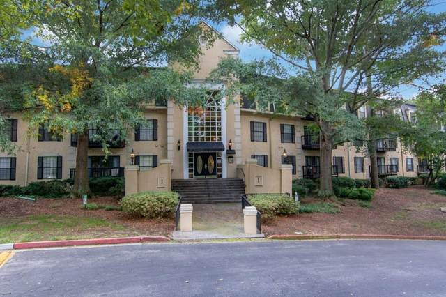 1115 Pine Heights Drive NE #1115, Atlanta, GA 30324 (MLS #6789850) :: Rock River Realty