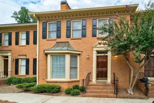 274 Windsor Parkway NE, Sandy Springs, GA 30342 (MLS #6789854) :: Kennesaw Life Real Estate