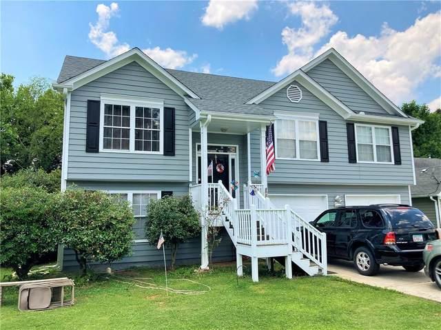 245 Tambec Trace NW, Lilburn, GA 30047 (MLS #6789862) :: Kennesaw Life Real Estate