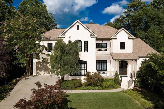 790 Lake Summit Drive, Atlanta, GA 30342 (MLS #6789864) :: The Hinsons - Mike Hinson & Harriet Hinson