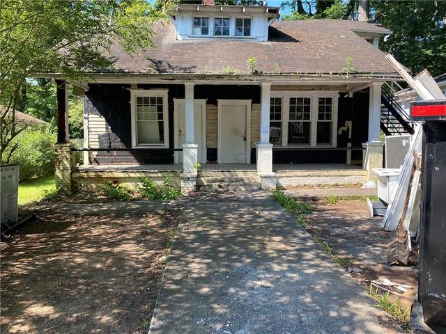 1404 Clermont Avenue, Atlanta, GA 30344 (MLS #6789871) :: Vicki Dyer Real Estate