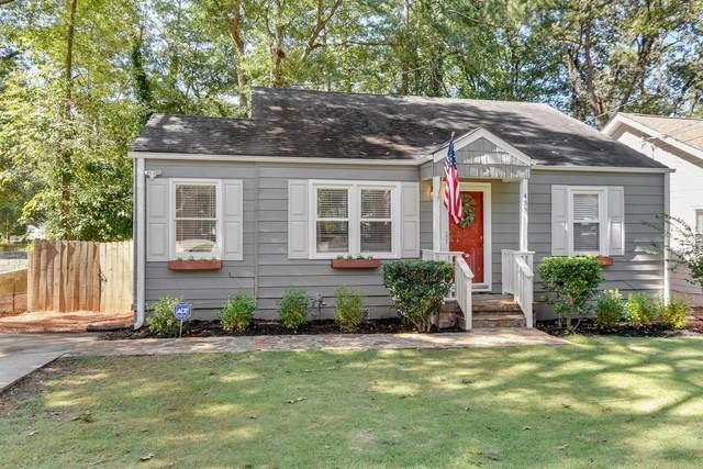 433 Morgan Place SE, Atlanta, GA 30317 (MLS #6789885) :: Team RRP   Keller Knapp, Inc.
