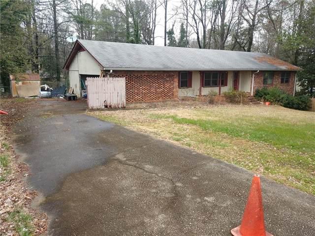 1782 Vanderlyn Drive, Dunwoody, GA 30338 (MLS #6789903) :: North Atlanta Home Team