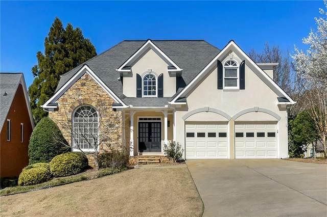 5001 Secluded Pines Drive, Marietta, GA 30068 (MLS #6789923) :: North Atlanta Home Team