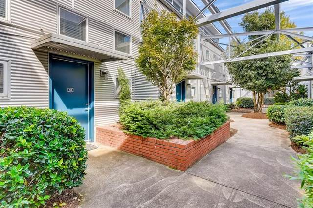 400 Village Parkway NE #148, Atlanta, GA 30306 (MLS #6789941) :: The Zac Team @ RE/MAX Metro Atlanta