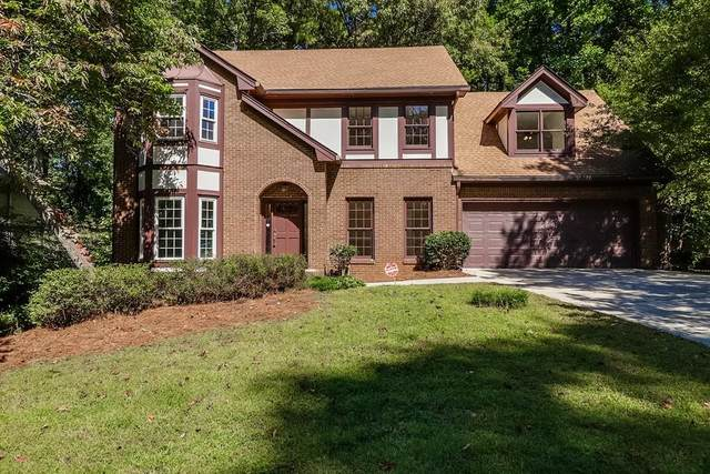 3837 Foxwood Road, Peachtree Corners, GA 30096 (MLS #6789965) :: RE/MAX Prestige