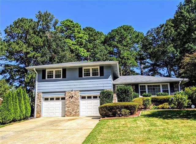 6972 Lodgepole Drive, Morrow, GA 30260 (MLS #6789966) :: Good Living Real Estate