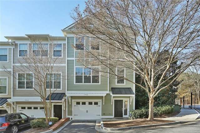 1966 Sterling Oaks Circle NE, Brookhaven, GA 30319 (MLS #6790003) :: Kennesaw Life Real Estate