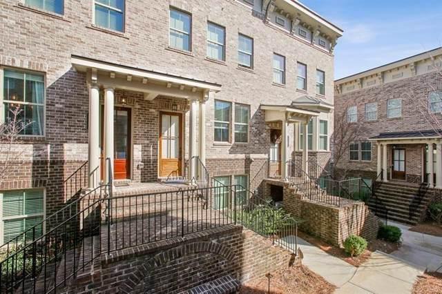 1244 Virginia Court NE, Atlanta, GA 30306 (MLS #6790010) :: Path & Post Real Estate