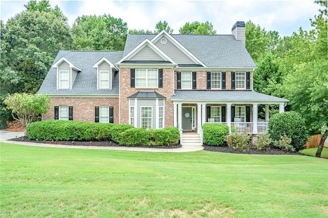 285 Amberbrook Circle, Grayson, GA 30017 (MLS #6790014) :: North Atlanta Home Team