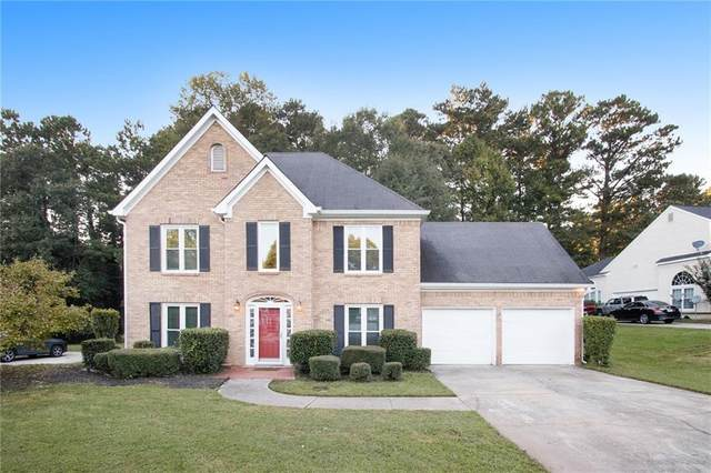 115 Heritage Lake Drive, Fayetteville, GA 30214 (MLS #6790024) :: North Atlanta Home Team