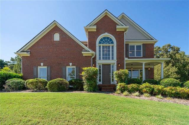 1020 Bradshaw Estates Drive, Canton, GA 30115 (MLS #6790034) :: North Atlanta Home Team