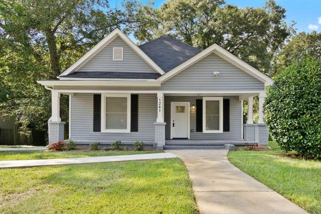 1241 Epworth Street SW, Atlanta, GA 30310 (MLS #6790065) :: Tonda Booker Real Estate Sales