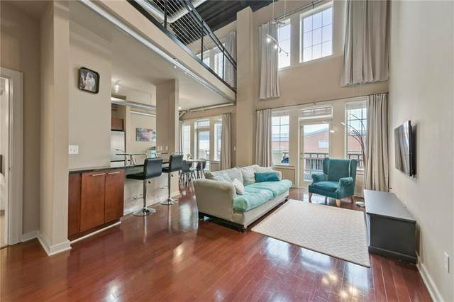 265 18th Street NW #2429, Atlanta, GA 30363 (MLS #6790073) :: Rock River Realty