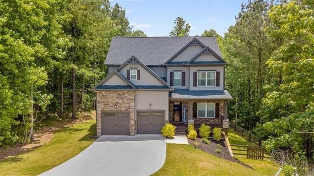 238 Dartmore Lane, Dawsonville, GA 30534 (MLS #6790088) :: Tonda Booker Real Estate Sales
