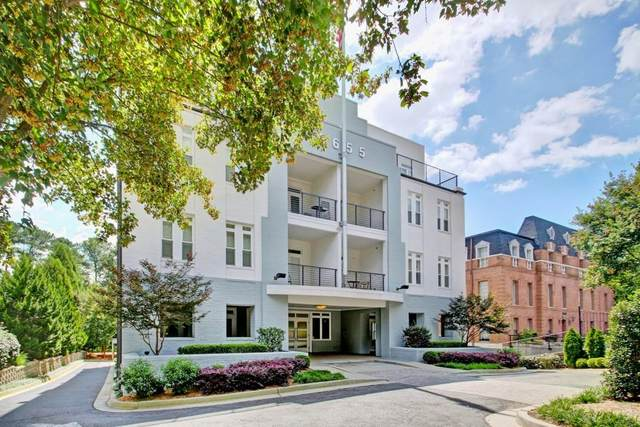 3655 Peachtree Road #402, Atlanta, GA 30319 (MLS #6790089) :: Good Living Real Estate