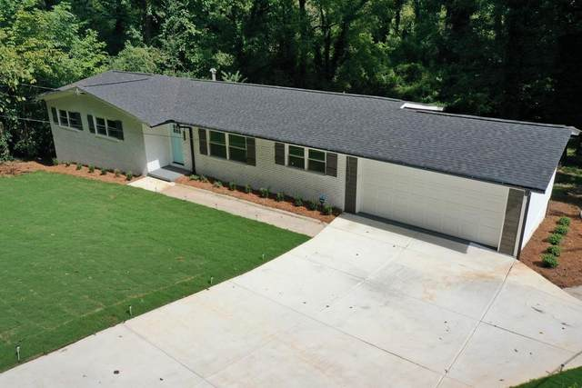 2103 Bollingbrook Drive SW, Atlanta, GA 30311 (MLS #6790108) :: The Cowan Connection Team