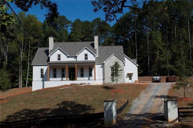 14540 Thompson Road, Milton, GA 30004 (MLS #6790116) :: North Atlanta Home Team