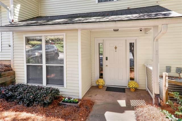6800 Glenridge Drive 6810-G, Sandy Springs, GA 30328 (MLS #6790150) :: Path & Post Real Estate